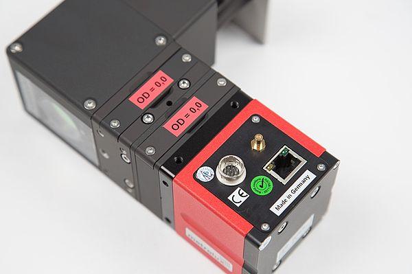 Beamprofiler FM100 YAG für die Laser-Strahlprofil-Analyse für Laserleistungen bis 100 W