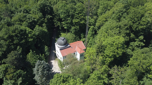Hainberg-Observatorium - Sonnenturm