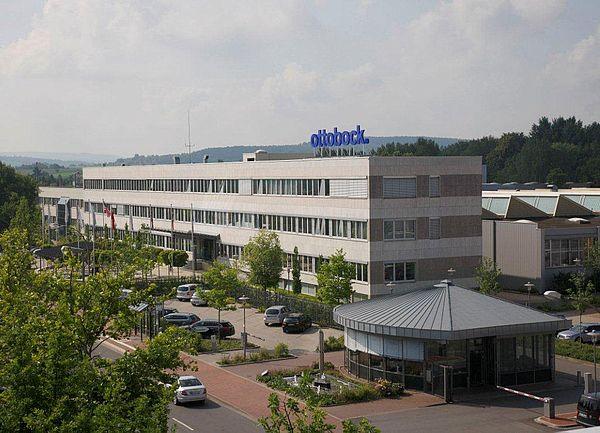 Ottbock Firmenzentrale in Duderstadt