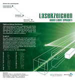 Flyer Lasertelegraf