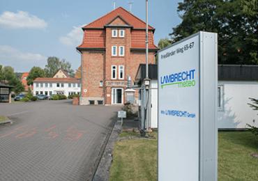 Firmengebäude Lambrecht meteo